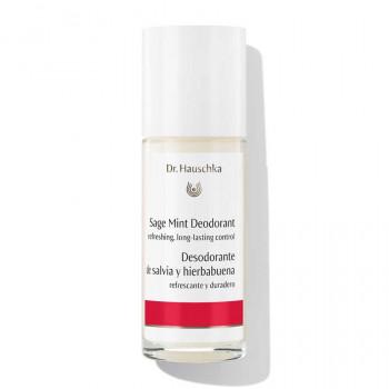 Dr.Hauschka Sage Mint Deodorant, free from aluminum