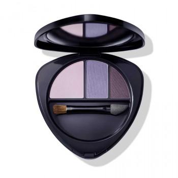 Dr. Hauschka Eyeshadow Trio Palette 03