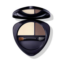 Dr.Hauschka Limited Edition - Eyeshadow Platte Duo 01