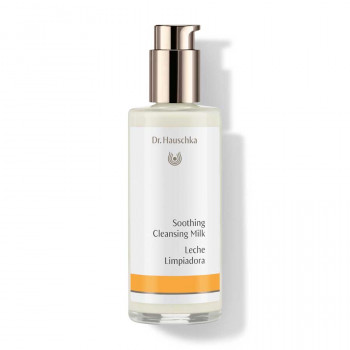 Dr.Hauschka Soothing Cleansing Milk - natural skin care - gentle cleansing