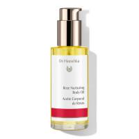 Dr.Hauschka Rose Nurturing Body Oil - rose oil - natural skin care
