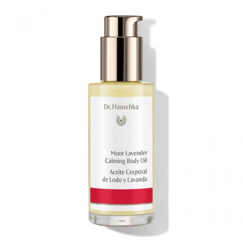 Dr.Hauschka Moor Lavender Calming Body Oil - soothing body oil
