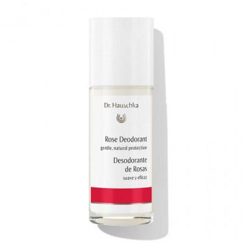 Aluminium-free roll-on deodorant - Dr.Hauschka Rose Deodorant