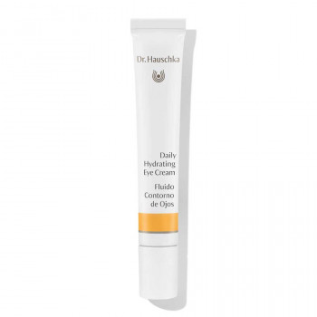 Dr.Hauschka natural skin care: Daily Hydrating Eye Cream