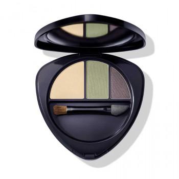 Dr.Hauschka Eyeshadow Trio Palette 02
